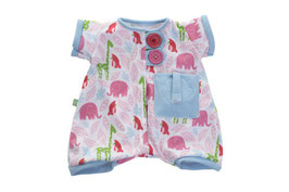 RUBENS BABY Bekleidung, rosa Pyjama