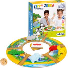 Zippy Zebra