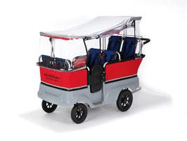 Regenschutz für Turtle Kinderbus 8900801 & 890801