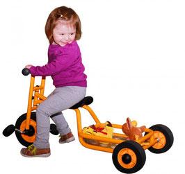 RABO Kinderfahrzeug Dreirad Mini Pick-Up