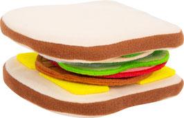 Stoff-Sandwich