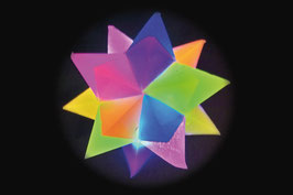 Leucht-Kristall-Stern