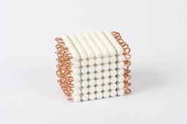Perlenkubus von 7: Lose Perlen, Kunststoff