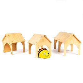 Häuschen für Bee-Bot