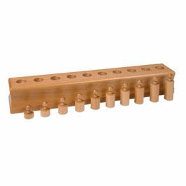 SET Block mit Zylindern 1,2,3,4