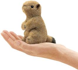 Folkmanis Fingerpuppe Mini Präriehund