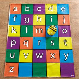 Bodenmatte – Buchstaben