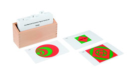 Inscribed And Concentric Figures Activity Set (ENGLISCHE VERSION)