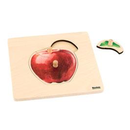 Kleinkind Puzzle - Apfel