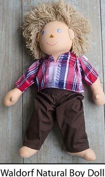 Handgemachte Puppe aus Afrika-Zimbabwe
