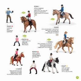 Pferde, Fohlen und Ponys E