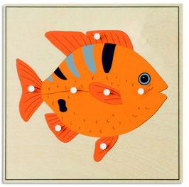 Tierpuzzle - Fisch