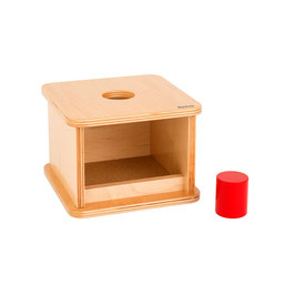 Kasten mit dickem Zylinder