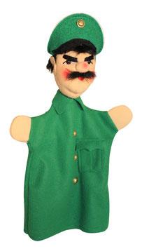 Polizist,grün Classic