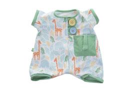 RUBENS BABY Bekleidung, grüner Pyjama
