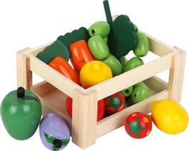 Gemüsekiste aus Holz