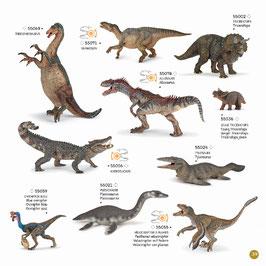 Welt der Dinosaurier C