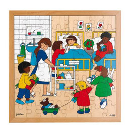 Puzzle Im Krankenhaus