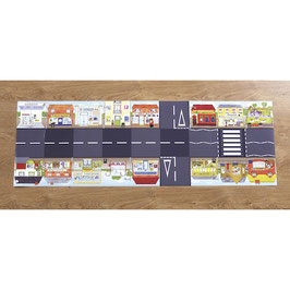 Bodenmatte – Die Straße