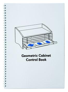 Geometric Cabinet Control Book (ENGLISCHE VERSION)