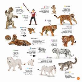 Wildtiere der Welt Set F