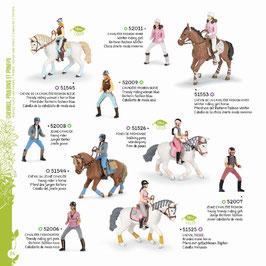 Pferde, Fohlen und Ponys D