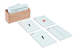 Cut-Out Numerals And Counters Activity Set (ENGLISCHE VERSION)