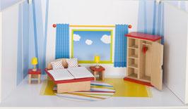 Puppenmöbel Schlafzimmer, goki basic.