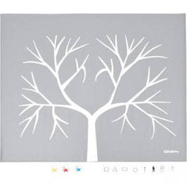 Logischer Baum - Matte und Zubehör