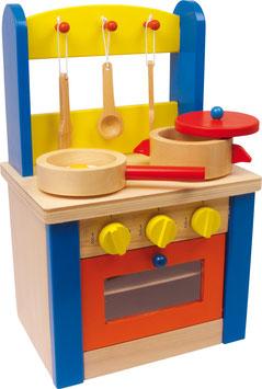 Kinderküche bunt