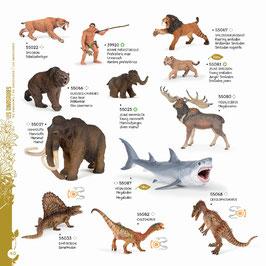 Welt der Dinosaurier E