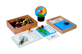 The Animal Continent Box (ENGLISCHE VERSION)