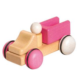 mini LKW pink