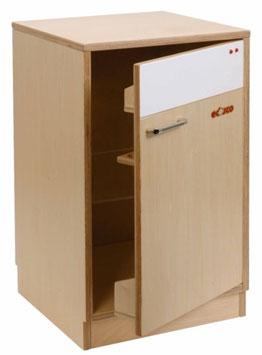 Holzkühlschrank