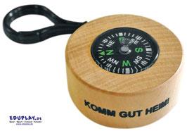Kompass Holz