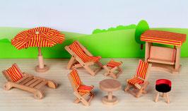 Puppengartenmöbel