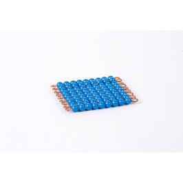 Perlenquadrat von 9: Lose Perlen, Kunststoff