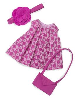 Extra Outfits for RUBENS Cutie Bekleidung Rosen Garten Set