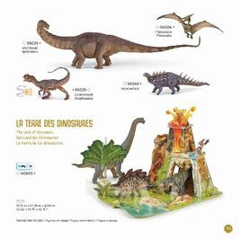 Welt der Dinosaurier F