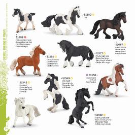 Pferde, Fohlen und Ponys B