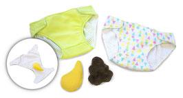RUBENS BABY Bekleidung Windel Set