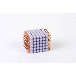 Perlenkubus von 6: Lose Perlen, Kunststoff