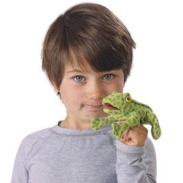 Folkmanis Fingerpuppe mini Frosch