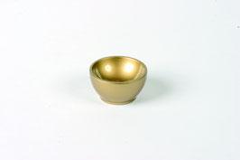 Goldschälchen für Einerperlen