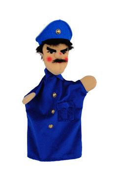 Polizist,blau Classic
