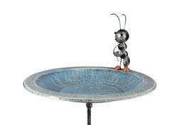 Medusa Vogeltränken auf Stab (verschiedene Motive)