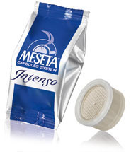 CAFFE' MESETA CAPSULES SYSTEM INTENSO(compatibili point)