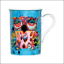Mug - Chouette coloré