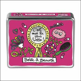 Boîte à Beauté - C'est moi la plus Belle (compartiment)