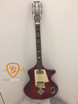 Wandre Spazial Bass Red Smoking Candle 1961-63